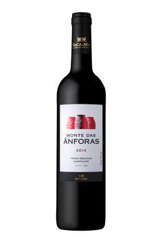 Monte das Ânforas Tinto 2014 - Vinhos - Bacalhôa Vinhos de Portugal