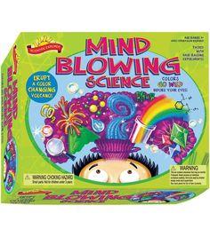 Scientific Explorers Mind Blowing Science Kit