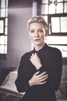 » Gallery Update: Cate Blanchett in photoshoot for The Present Cate Blanchett Fan @Cate-Blanchett.com