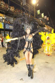 Ana Hickmann during the carnaval 2012 of Grande Rio, in Rio de Janeiro. Samba, Brazil Carnival, Girls, Celebrities, Latina, Grande, People, Model, Illustrations