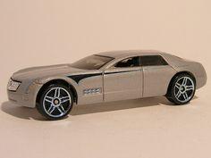 Cadillac V16 Concept Hot wheels 2008- These are for sale by https://www.speelgoedenverzamelshop.nl/modelautos_en_auto_curiosa/automerk/cadillac/cadillac_v16_concept_hot_wheels_2008-_zilverkleurig_7491.html