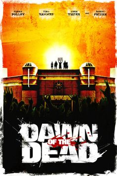 Dawn of the Dead by Ferenc Konya #movies #posters #horror #zombies