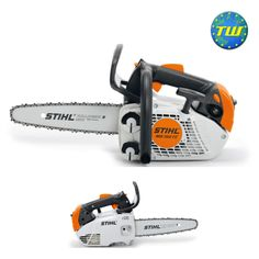 "Stihl MS150TC-E-10 10"" Top Handle Arborist Petrol Chainsaw 11462000002 is deal for cutting back trees, professional pruning, limited crown reduction and working from a cherry picker http://www.twwholesale.co.uk/product.php/sn/Stihl-MS150TC-E-10"