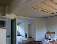 ... Plafond Verwijderen op Pinterest - Popcorn Plafond, Gipsplaten en