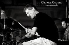 Veneto Jazz 2009  #jazz #drums #bianconero #bassanodelgrappa #blackwhite #cameraoscurastudio #colombinofavazzi #frankjuliuspetolelli