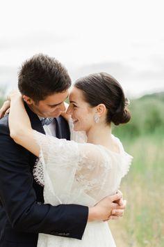 Black Barn Vineyard New Zealand Wedding captured by  Benjamin and Elise - via Grey likes weddings