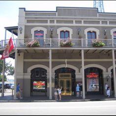 Hard Rock Cafe New Orleans.