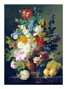 Bowl of Flowers 1000 Piece Puzzle van Dael Still Life by Clementoni - Galaxy Puzzles