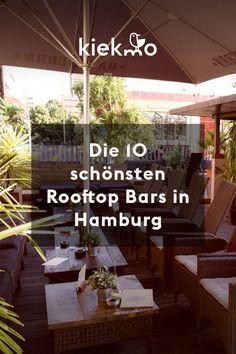 photos city Die 10 schönsten Rooftop Bars in Hamburg Bar Hamburg, Hamburg Food, Hamburg Guide, Restaurant Hamburg, Hamburg City, Hamburg Germany, Places To Travel, Places To Go, City Restaurants