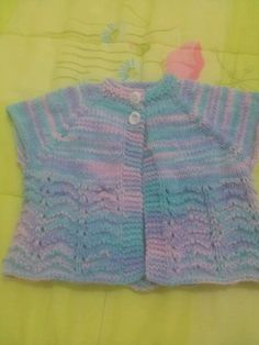 Coletinho de trico....
