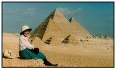 Elizabeth Peters (aka Barbara Mertz and Barbara Michaels) - Author of the Amelia Peabody Series