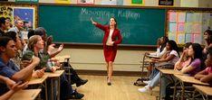 Esta película cuenta la historia de Erin Gruwell, una profesora que logra cambiar la forma como sus estudiantes se enfrentan a la vida y el aprendizaje.