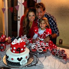 Juan Pablo Galavis and Carla Celebrate Camila's 4th Birthday. Aww, it looks like Juan Pablo and gorgeous ex Carla Rodriguez are on pretty excellent terms. The two paired up to put on this Minnie Mouse-themed 4th birthday party for Camila. The magic of Disney.