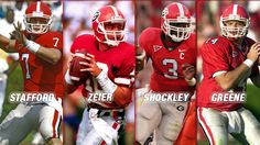 UGA quarterback challenge: Who would you pick? » Comment Page 3 ...
