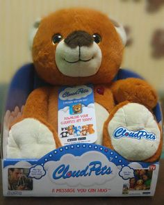 CloudPets™ Help Parents Connect with Kids AD CloudPets