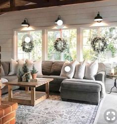 9 Easy And Cheap Unique Ideas: Small Living Room Remodel Projects living room remodel with fireplace bookcases.Small Living Room Remodel Square Feet living room remodel on a budget crown moldings.Living Room Remodel On A Budget Link. Modern Farmhouse Living Room Decor, Modern Farmhouse Style, Rustic Farmhouse, Modern Living, Small Living, French Farmhouse, Farmhouse Ideas, Farmhouse Design, Farmhouse Furniture