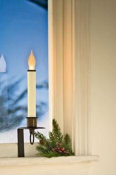 Stay-Put Window Candle, Dark Bronze Christmas Time Is Here, Christmas Home, Christmas Holidays, Merry Christmas, Christmas Decorations, Holiday Decor, Holiday Ideas, Celebrating Christmas, Christmas Things