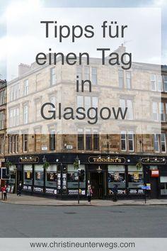Meine Tipps für einen Tag in Glasgow findest du hier: https://www.christineunterwegs.com/reisen/schottland/reisen-glasgow/