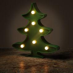 Decorative Christmas LED Light - Christmas Tree  Add colour and style to your home with our range of LED lights.  Complete with LED lights that require 2 AA batteries (not included), these decorations are perfect for adding that magical touch to your home, garden or special event.