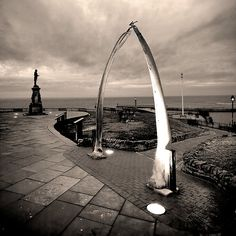 Whitby - Have stood exactly here.