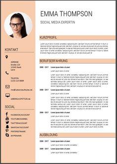 Die 10 Besten Bilder Von Lebenslauf Modern Resume Resume Design