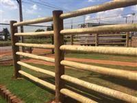 Resultado de imagem para como fazer currais de madeira do nordeste