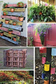 13 DIY Assortment Projects For Your Spring Garden 1