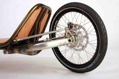 Titchmarsh Scorpion Cargo Bike, Bespoked Bristol / Dan Titchmarsh