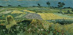 Vincent van Gogh, The Plain of Auvers, 1890 | © © Belvedere, Vienna