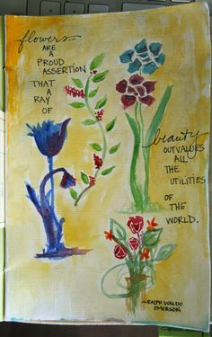 from Donna Downey --she is so creative --love her inspiration Wednesdays