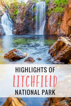 5 Highlights of Litchfield National Park, Australia Darwin locals are fortunate to be within relatively easy reach of some of my favourite National Parks in Australia. If you have at least a week and you? Visit Australia, Western Australia, Australia Travel, Kakadu National Park, National Parks, Litchfield National Park, Byron Bay Beach, New Zealand Travel, Amazing Destinations