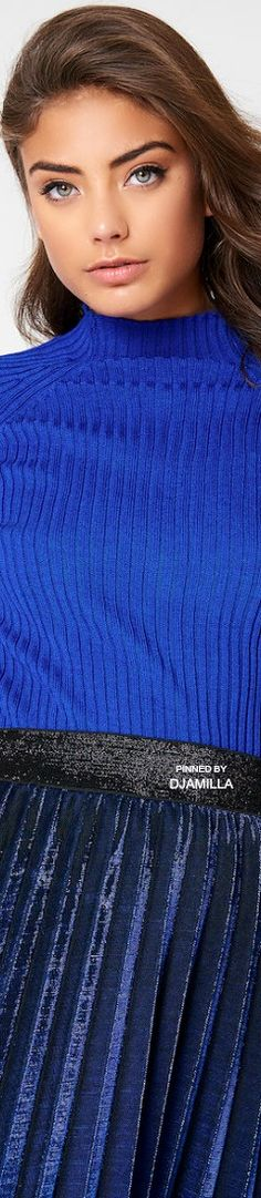 High Neck Ribbed Sweater Trendyol