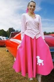 50s poodle dresses - Google Search