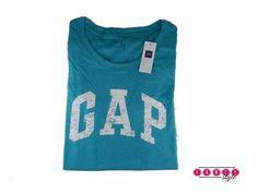 Camisa Feminina GAP verde media  Produto em estoque no Brasil: www.fancystyle.com.br #camisafeminina #gap #fancystyle #comprasonline #importados #vemserfancy