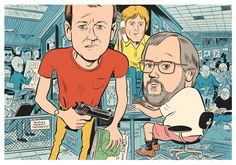 Daniel Clowes (Person) - Comic Vine