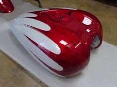 Image result for custom harley paint jobs