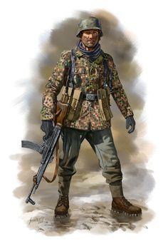 Waffen SS - SS -mann