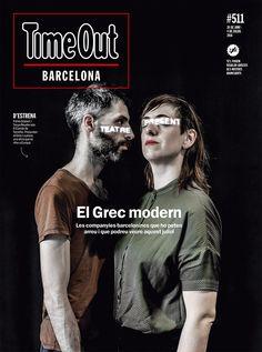 TOB511 June 28 - July 4 El Grec festival: modern theatre
