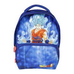 Sac à dos Borne Dragon Ball Super Sango Ku Bleu