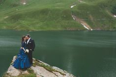 Swiss mountain wedding. Ceremony took place at the Villa Villette in Cham and the reception at the Hotel Frutt Lodge & Spa in Melchsee-Frutt.  Pascal Landert | Documentary Wedding Photographer | pascallandert.com