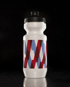 Manual for Speed / PSYCH Zebra two - White Bike Water Bottle, Water Bottle Design, Water Bottles, Drink Sleeves, Custom Design, Psych, Manual, Cycling, Can