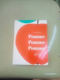 Pomme pomme pomme de Corinne Dreyfuss