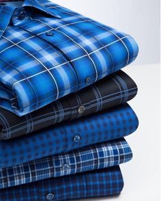 Try our shirts, you'll love them! #Bugatchi #mensfashion