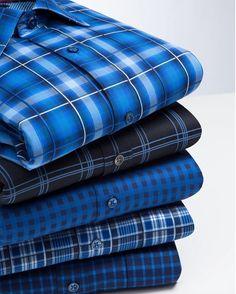 Try our shirts, you'll love them! #Bugatchi #mensfashion