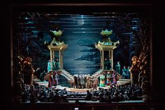 Turandot at the Rome Opera