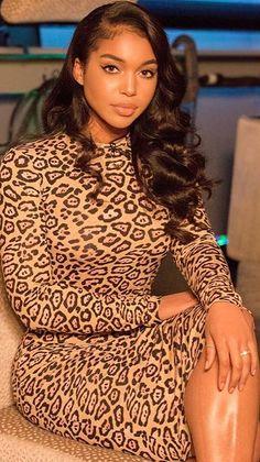 Black Girl Fashion, Cute Fashion, Daily Fashion, Fashion News, Fashion Beauty, Fashion Outfits, Fashion Fashion, Lori Harvey, Beauty Crush