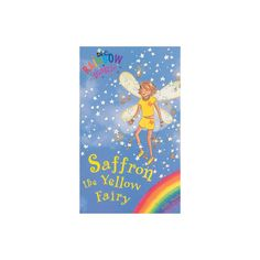 Rainbow magic - Saffron the yellow fairy - English Wooks