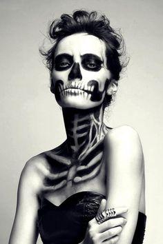 Broken heart face paint | Fantasy & Halloween Airbrush Makeup ...
