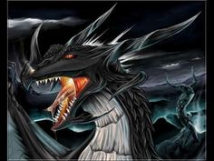 Dragons images Black Dragon wallpaper and background photos (23001190)