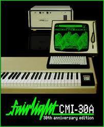 Fairlight CMI II